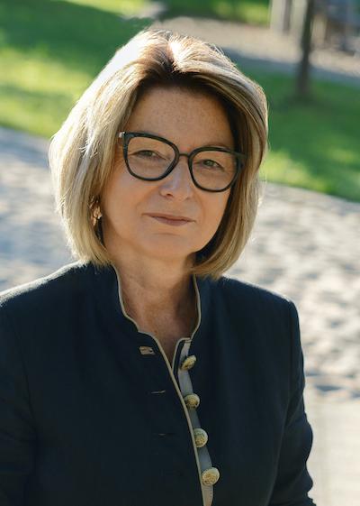 Schulleiterin Frau Pyritz
